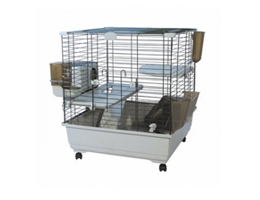 Kaninchen Käfig