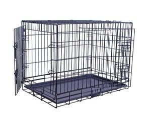 Hondenbench Zwart