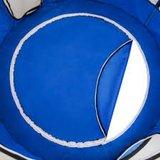 Nylon Puppyren Rond | Blauw 60 h_