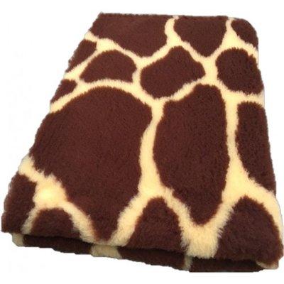Vetbed Giraffeprint Anti Slip - 5 Stuks 150x100 cm