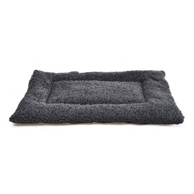 Benchmat Soft Fleece - Antraciet - Diverse maten