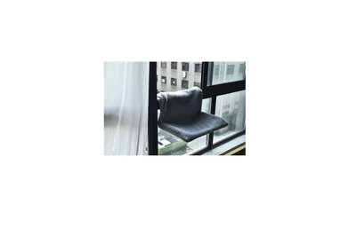 Radiator Hangmat - Fleecebed voor Kat - Grijs