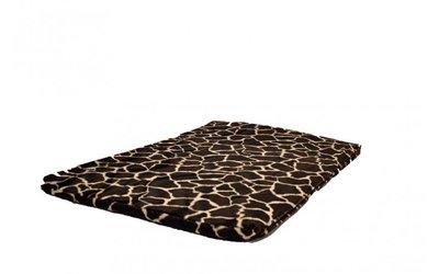 Benchkussen Teddybont Giraffeprint - Diverse Maten