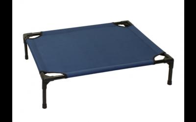 Hondenstretcher Blauw 122x91x23 cm