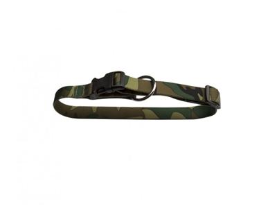 Nylon Halsband Camouflage (45-65 cm)