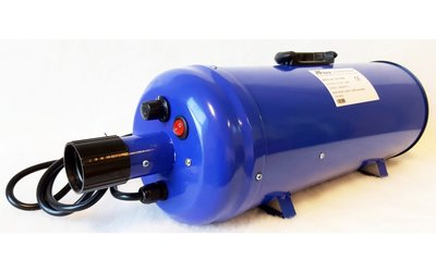 Waterblazer Topmast Tormenta Blauw - Dubbele Motor (3800 Watt)