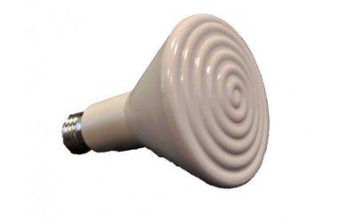 Elstein Donkerstraler Keramische Lamp (150 Watt)