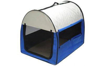 Softbench Camper Blauw