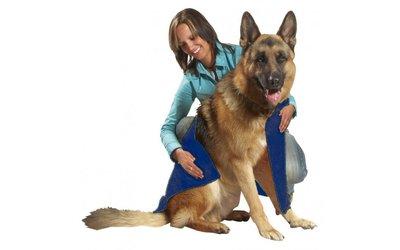 Droogdoek Hond (60x45 cm)