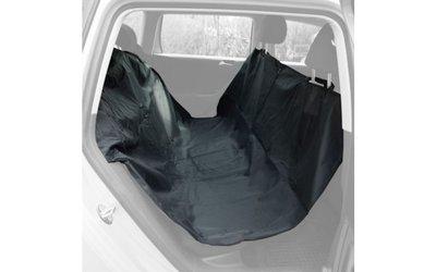Beschermdeken Autostoelen Nylon Zwart 150x140 cm