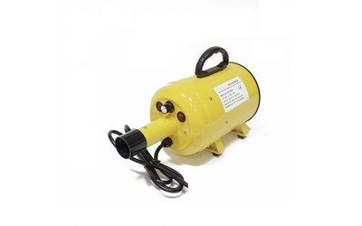 Waterblazer Mistral Geel - Variabele Instelling (2800 Watt)